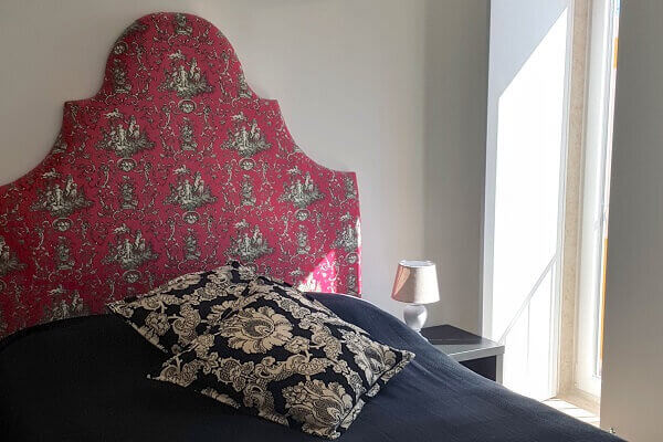 Queen View at Tings Lisbon - Classic Bed Rekamed