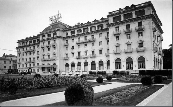 On 30 August Hotel Palacio Estoril will celebrate its 90 anniversary. Hopefully the Covid Virus will be long forgotten by then