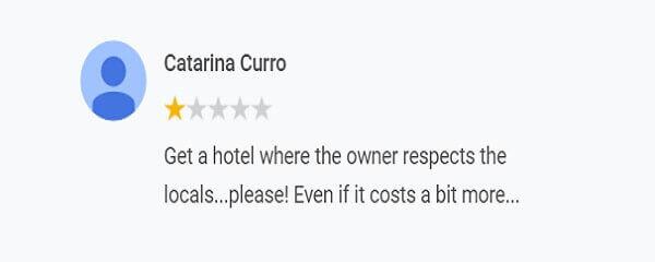 Tings Lisbon - Google Review - Catarina Curro