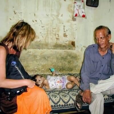 In Old Bazaar, Delhi