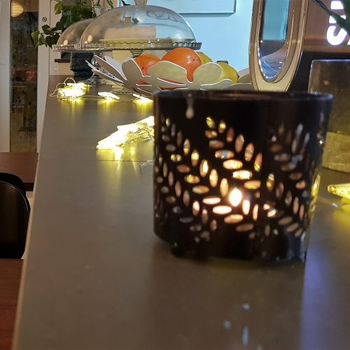 Light the Danish Hygge's DNA. Especially candle light AND especially for Christmas.